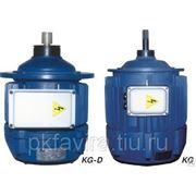 Электродвигатель подъема КГ 2008-6 3 кВт на тельфер г/п 2т и 4т фото