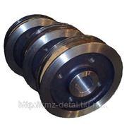 Колеса крановые К2Р-500 фото