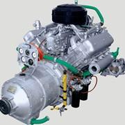 Ремонт судовых двигателей ЯМЗ (под речным регистром) фото