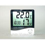 Термометр-гигрометр WSD-1 (психрометр) фото