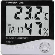 Индикатор температуры и влажности воздуха HTC-1 фото