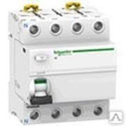 УЗО ACTI9 iID 4П 63A 300mA AC Schneider Electric фото