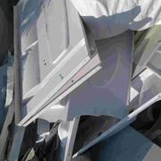 Сортированные отходы пластика ПЭ, ПП, ПС, ПА, АКР, ПК, 130 тонн. фото