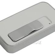 USB-флешка на 4Gb с функцией зажигалки Silver фото