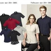 Рубашка мужская, арт. 004-0886 фото