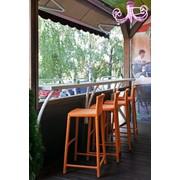 Мебель для кафе и ресторанов из искусственного ротанга фото