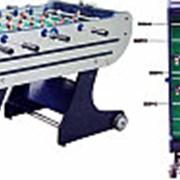Игровой стол футбол Chelsea 140х76х86см фото