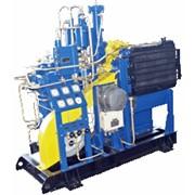 Агрегат компрессорный ГТ0,8-0,25/41С для сжатия паровоздушной смеси легких углеводородов фото
