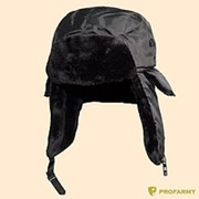 Шапка ПИЛОТ МА1 (черная) фото