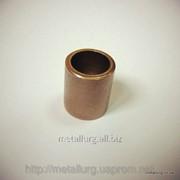 Втулка бронзовая 15,5х20х24 фото