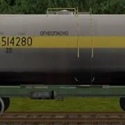 Ацетон технический, ГОСТ 2768-84 в железнодорожных цистернах фото