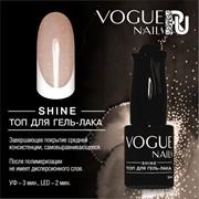 Vogue Nails, Shine топ для гель-лака 10мл фото