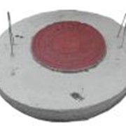 Круглая плита для перекрытий Ǿ 1,1 м фото