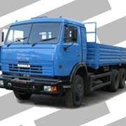Аренда бортовых грузовиков 6, 9, 12, 13,6 метров фото
