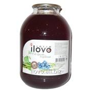 Сок березово-голубичный с сахаром, 3л фото