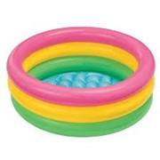 57402 INTEX Детский надувной бассейн Сияние Заката фото
