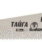 Ножовка Stayer Тайга по дереву, пластиковая ручка, прямой крупный зуб, 5 TPI -5мм, 500мм Код: 15050-50 фото
