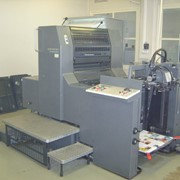 Печатная машина HEIDELBERG SPEEDMASTER SM 74 - 1 фото