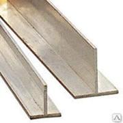 Тавр алюминиевый 25х66х2.5 мм фото