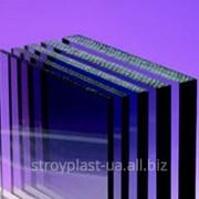 Монолитный поликарбонат 6мм прозрачный BORREX (Боррекс) фото