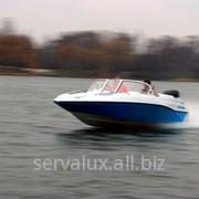 "Катер моторный ""Aqua Marine 420 фото"