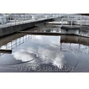 Очистки муниципальных сточных вод фото