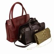 Пошив сумок и другой кожгалантереи под заказ фото