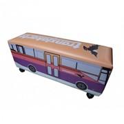 Напольная игрушка «Автобус» фото