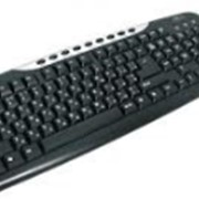 Клавиатура Logitech Wireless Keyboard K270 UKR фото