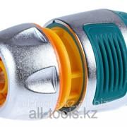 Соединитель Raco Profi-Plus - шланг-насадка с автостопом, усиленный пластик, 1/2 Код:4247-55098B фото