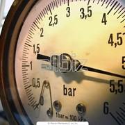 Манометры, индикаторы давления фото