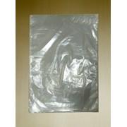 Пакет полиэтиленовый без ручек 30x40 фото