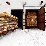 Сушение древесины фото