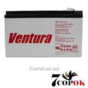 Батарея аккумуляторная Ventura GP 12-7,2 фото