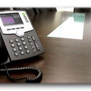 Установка и программирование офисной мини АТС фото