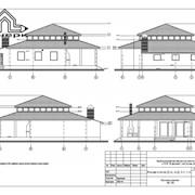Проекты дачных домов, благоустройство территории фото