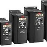 Преобразователь частоты Danfoss VLT Micro Drive FC 51 0,75 кВТ 200-240В фото