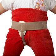 Бандаж грыжевой детский фото