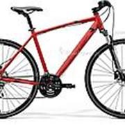 Велосипед Merida Crossway 20-D (2020) Красный 22 ростовка фото