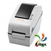 Принтер этикеток Bixolon SLP-DX220C термо 203 dpi светлый, USB, RS-232, отрезчик, кабель, 106527 фото