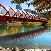 Мосты пешеходные фото