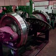 Моторная колёсная пара дизель-поезда ДРА фото