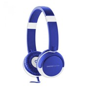 Наушники Energy Sistem Soyntec Energy Sistem Headphones 300 DJ Blue & White Freestyle фото