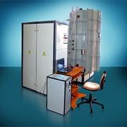 Установка вакуумная специальная модели PVM-2000 для изделий из металла и пластмасс фото