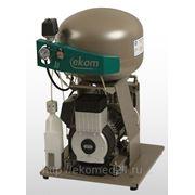 Компрессор DK50 PLUS S - с шумопоглощающим шкафом для одной дентальной установки фото