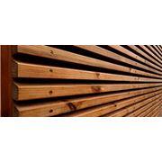 Термообработка давальческой древесины фото