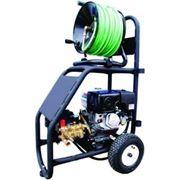 Гидродинамическая прочистная машина EJ-CS3000.4 фото
