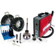 Электромеханическая прочистная машина Maxi Power 150 фото