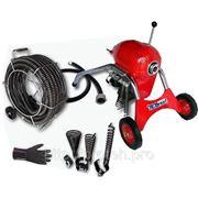 Электрическая прочистная машина Power 300 фото