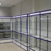 Качественное изготовление витрин,окон,двереи. Замер и установка стекла,зеркал. Доставка. фото